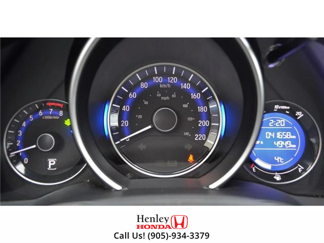 2015 Honda Fit LX BLUETOOTH BACK UP CAMERA (Stk: R9299) in St. Catharines - Image 16 of 24