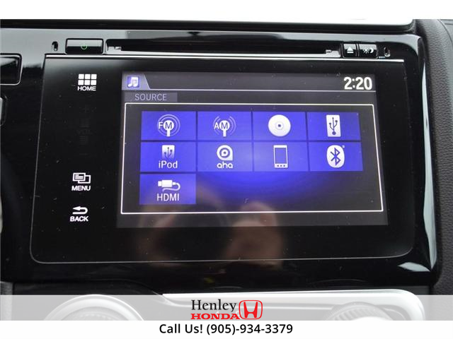 2015 Honda Fit LX BLUETOOTH BACK UP CAMERA (Stk: R9299) in St. Catharines - Image 17 of 24