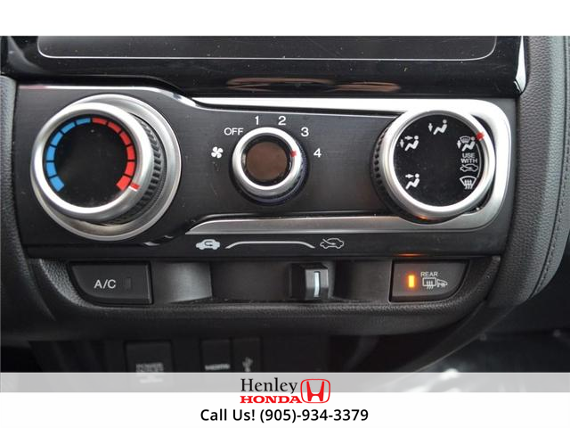 2015 Honda Fit LX BLUETOOTH BACK UP CAMERA (Stk: R9299) in St. Catharines - Image 19 of 24