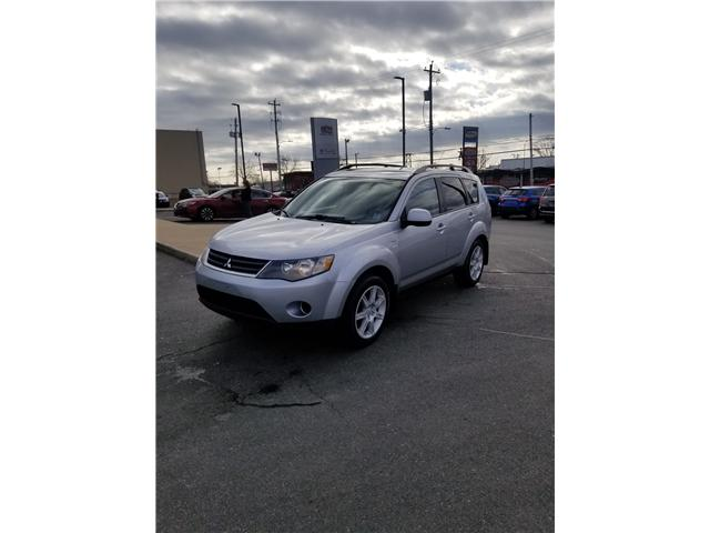 2008 Mitsubishi Outlander LS 4WD (Stk: p18-264) in Dartmouth - Image 1 of 9