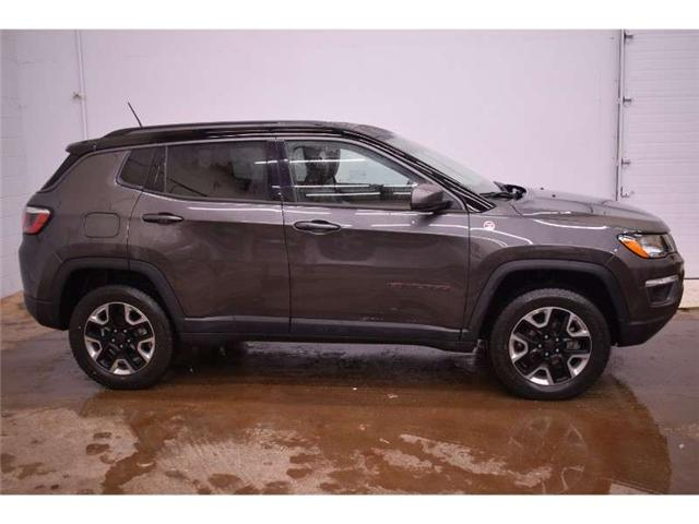 2018 Jeep Compass TRAILHAWK 4X4 - NAV * HTD SEATS * BACKUP CAM (Stk: B3163) in Kingston - Image 1 of 30