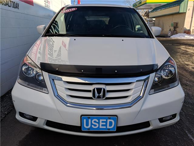 2010 Honda Odyssey Touring (Stk: B11556B) in North Cranbrook - Image 2 of 18