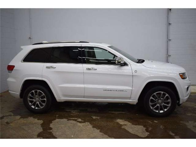 2016 Jeep Grand Cherokee OVERLAND 4X4  DIESEL - NAV * LEATHER (Stk: B3161) in Kingston - Image 1 of 30