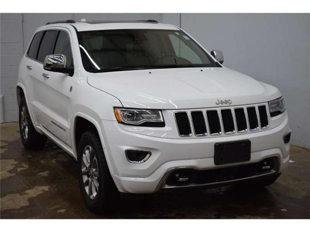 2016 Jeep Grand Cherokee OVERLAND 4X4  DIESEL - NAV * LEATHER (Stk: B3161) in Kingston - Image 2 of 30