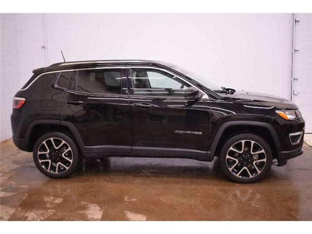 2018 Jeep Compass LIMITED 4X4 - NAV * LEATHER * HTD SEATS (Stk: B3164) in Napanee - Image 1 of 30