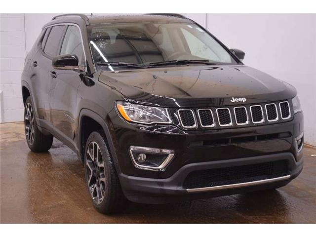 2018 Jeep Compass LIMITED 4X4 - NAV * LEATHER * HTD SEATS (Stk: B3164) in Napanee - Image 2 of 30