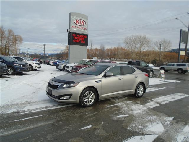2013 Kia Optima LX (Stk: L1251A) in Cranbrook - Image 1 of 13