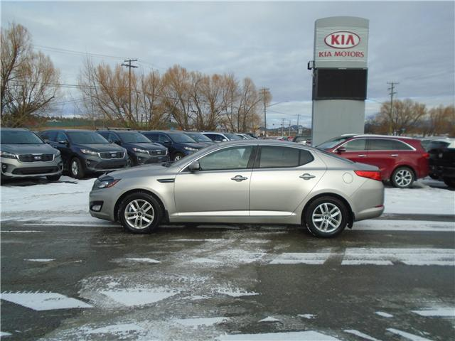 2013 Kia Optima LX (Stk: L1251A) in Cranbrook - Image 2 of 13