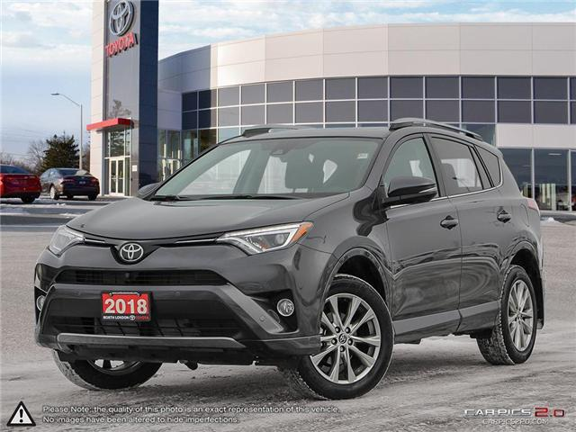 2018 Toyota RAV4 Limited 2T3DFREV5JW746837 U10959 in London