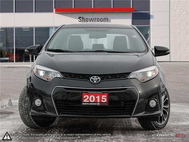2015 Toyota Corolla S (Stk: U10957) in London - Image 2 of 28