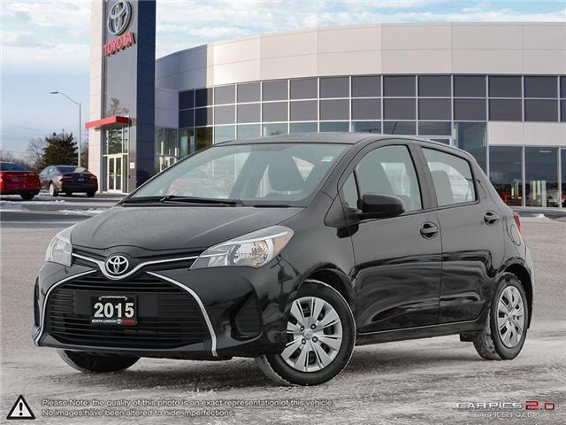 2015 Toyota Yaris LE (Stk: U10960) in London - Image 1 of 27