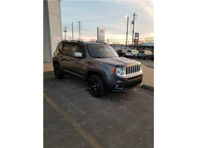 2017 Jeep Renegade Limited 4WD (Stk: ) in Dartmouth - Image 7 of 9