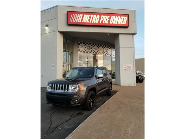 2017 Jeep Renegade Limited 4WD (Stk: ) in Dartmouth - Image 1 of 9