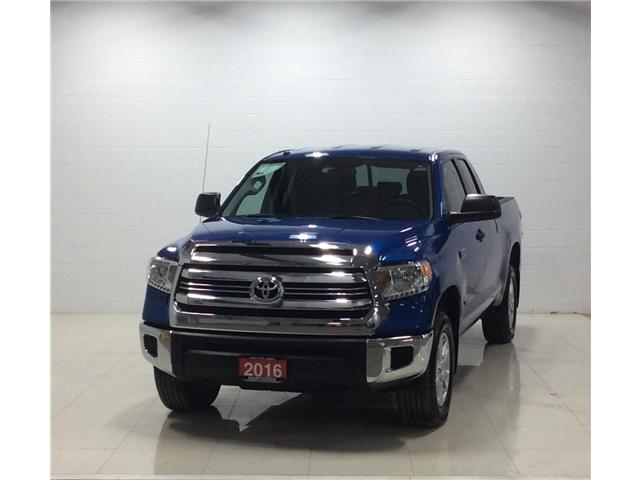 2016 Toyota Tundra SR 5.7L V8 (Stk: T18369A) in Sault Ste. Marie - Image 1 of 10