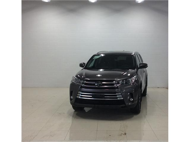 2017 Toyota Highlander XLE (Stk: P5168) in Sault Ste. Marie - Image 1 of 15