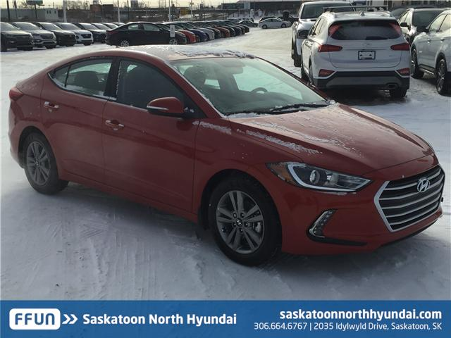 2018 Hyundai Elantra GL (Stk: B7182) in Saskatoon - Image 1 of 24