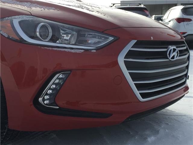 2018 Hyundai Elantra GL (Stk: B7182) in Saskatoon - Image 9 of 24