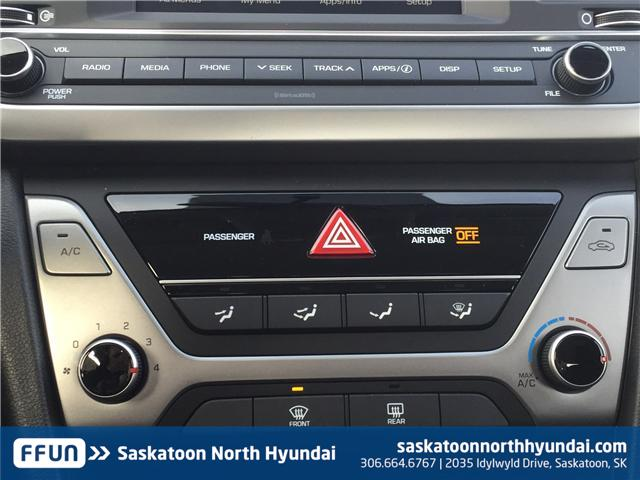 2018 Hyundai Elantra GL (Stk: B7182) in Saskatoon - Image 22 of 24