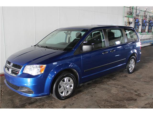 2013 Dodge Grand Caravan SE/SXT (Stk: CC2552) in Regina - Image 1 of 14