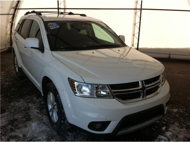2018 Dodge Journey SXT (Stk: A8299A) in Ottawa - Image 1 of 23