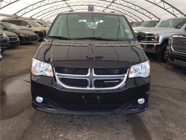 2016 Dodge Grand Caravan Crew (Stk: 166520) in AIRDRIE - Image 2 of 21