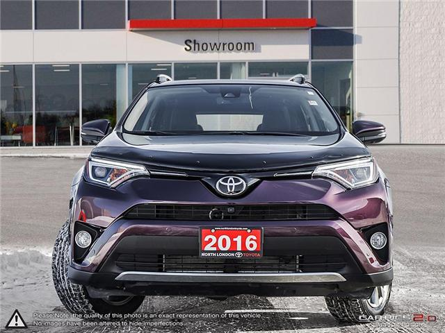 2016 Toyota RAV4 Limited (Stk: A219244) in London - Image 2 of 27