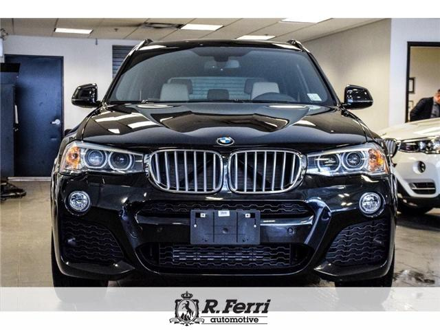 2016 BMW X3 xDrive28i (Stk: 27941A) in Woodbridge - Image 2 of 21