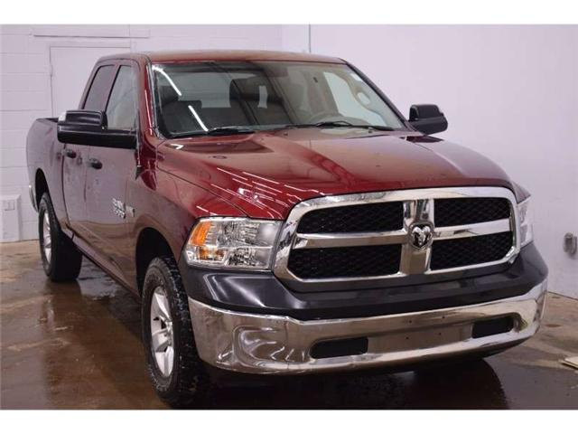 2017 RAM 1500 SXT 4X4 QUAD CAB - LOW KM * SAT RADIO *  CRUISE (Stk: B3110) in Kingston - Image 2 of 30