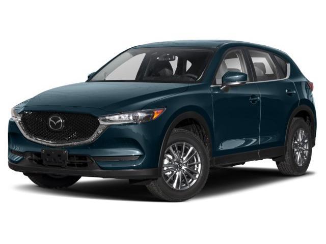 2019 Mazda CX-5 GS (Stk: 19-1075) in Ajax - Image 1 of 9