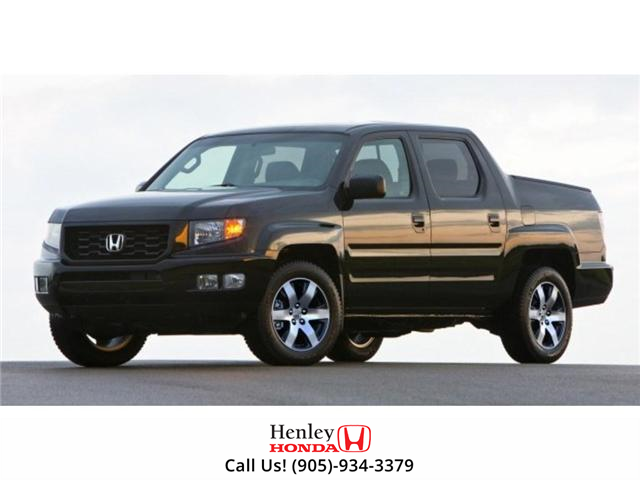 2017 Honda Ridgeline Sport BLUETOOTH BACK UP CAMERA HEATED SEATS (Stk: R9286A) in St. Catharines - Image 1 of 1