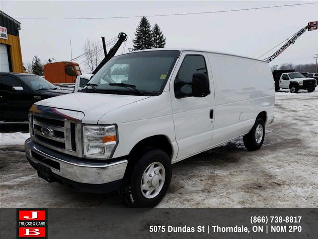 2012 Ford E-350 Super Duty Commercial (Stk: 5564) in Thordale - Image 1 of 6