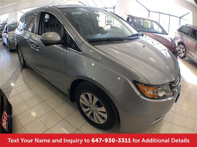 2016 Honda Odyssey EX (Stk: K3369A) in Mississauga - Image 2 of 17