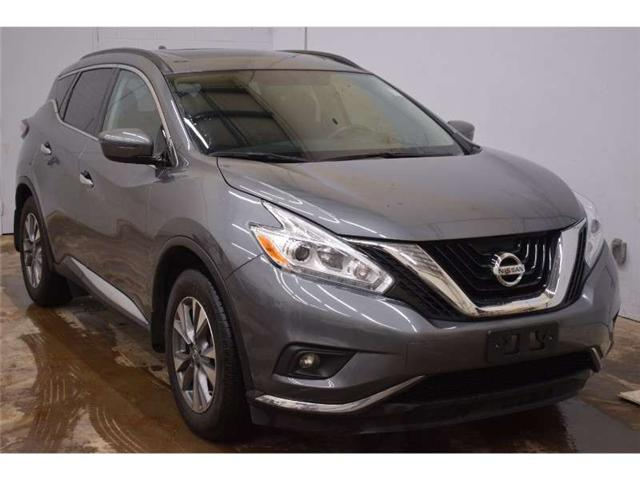 2017 Nissan Murano SV - NAV * BACKUP CAM * HEATED SEATS (Stk: B3212) in Kingston - Image 2 of 30