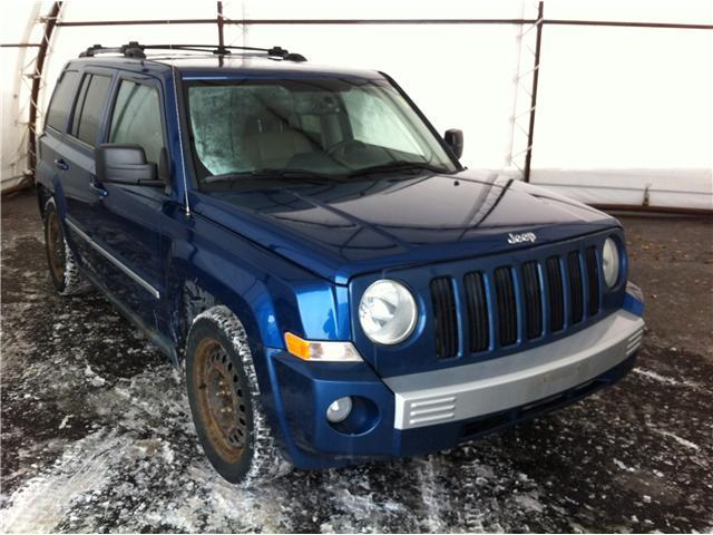 2010 Jeep Patriot Limited (Stk: 180266B) in Ottawa - Image 1 of 14