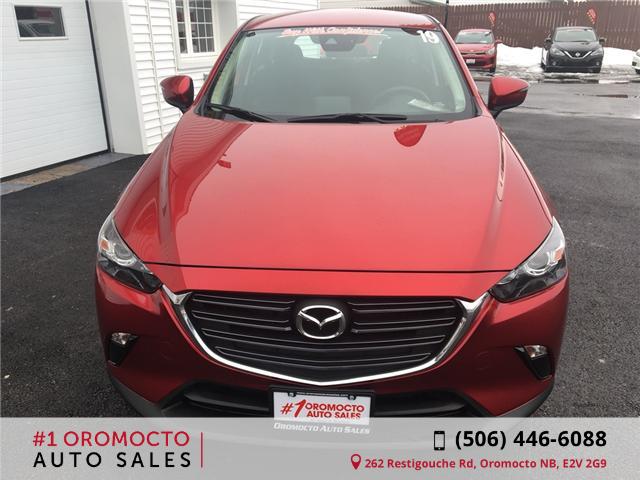 2019 Mazda CX-3 GS (Stk: 409) in Oromocto - Image 2 of 18