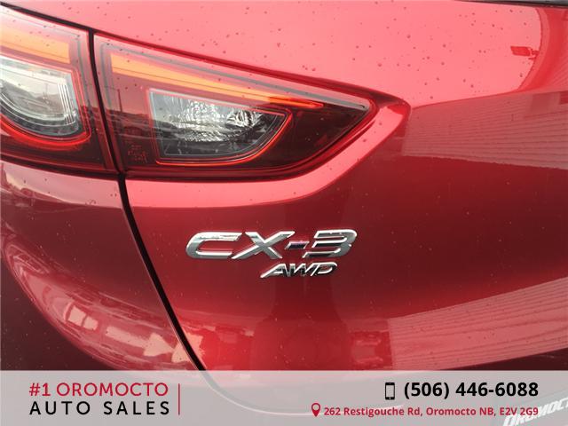 2019 Mazda CX-3 GS (Stk: 409) in Oromocto - Image 6 of 18