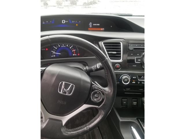 2013 Honda Civic LX Coupe 5-Speed AT (Stk: p19-034) in Dartmouth - Image 1 of 9