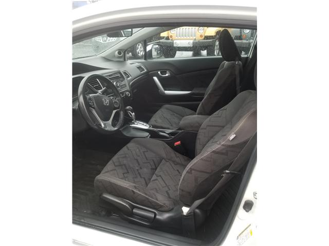 2013 Honda Civic LX Coupe 5-Speed AT (Stk: p19-034) in Dartmouth - Image 2 of 9