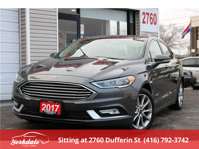 2017 Ford Fusion Hybrid SE (Stk: S2541) in North York - Image 1 of 22