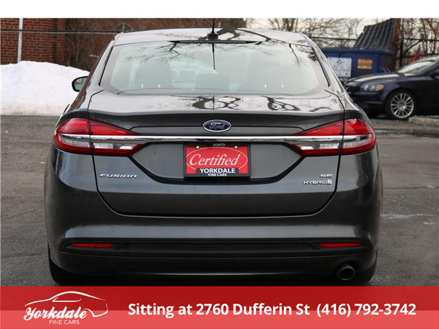 2017 Ford Fusion Hybrid SE (Stk: S2541) in North York - Image 4 of 22