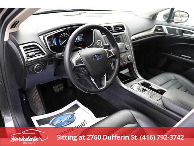 2017 Ford Fusion Hybrid SE (Stk: S2541) in North York - Image 11 of 22