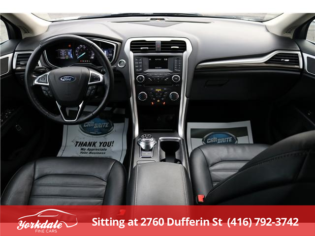 2017 Ford Fusion Hybrid SE (Stk: S2541) in North York - Image 13 of 22
