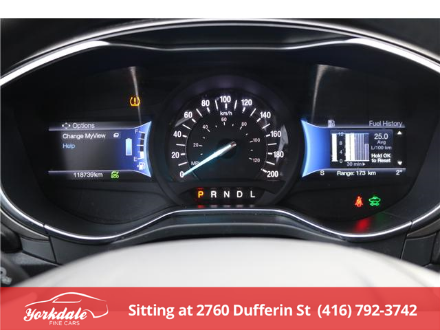 2017 Ford Fusion Hybrid SE (Stk: S2541) in North York - Image 15 of 22