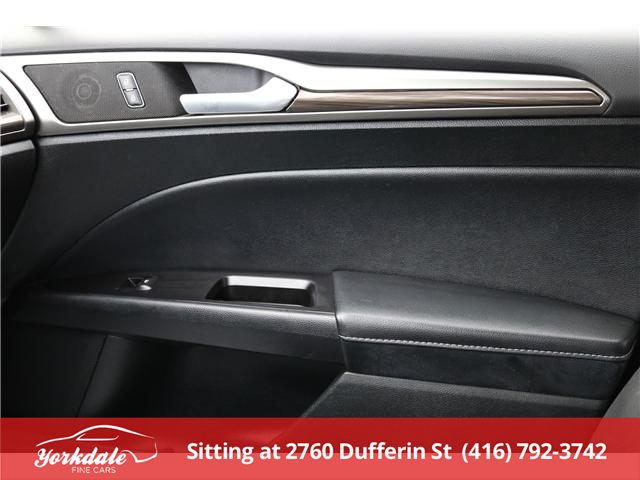 2017 Ford Fusion Hybrid SE (Stk: S2541) in North York - Image 20 of 22