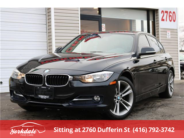 2015 BMW 320i xDrive (Stk: D1009) in North York - Image 1 of 24