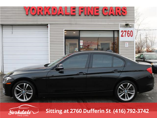2015 BMW 320i xDrive (Stk: D1009) in North York - Image 2 of 24