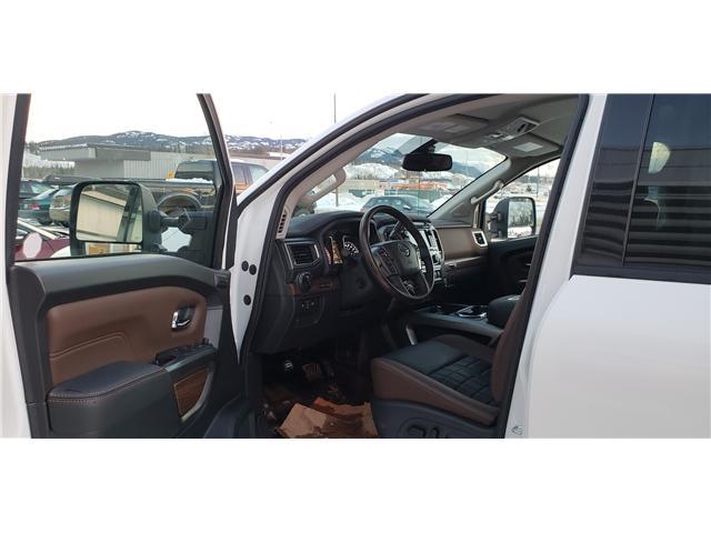 2019 Nissan Titan XD Platinum Reserve Diesel (Stk: 9TD6113) in Whitehorse - Image 2 of 16