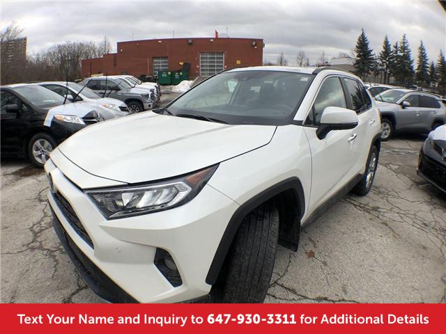 2019 Toyota RAV4 Limited (Stk: K8434) in Mississauga - Image 1 of 20