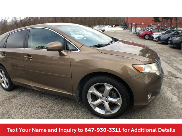 2009 Toyota Venza Base V6 (Stk: K8338A) in Mississauga - Image 2 of 17