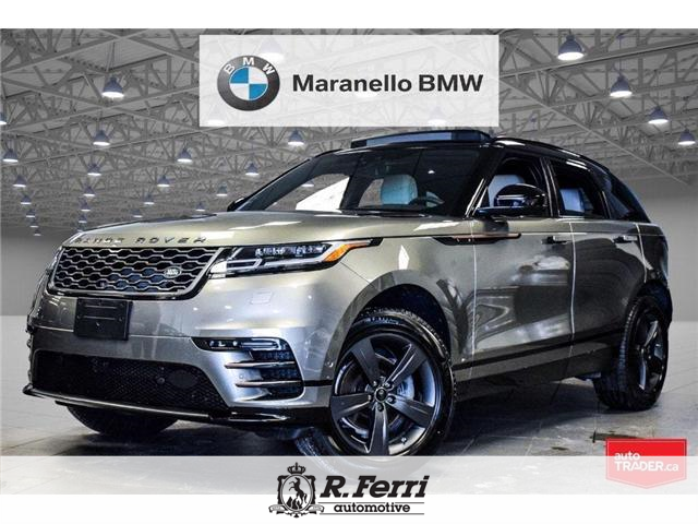 2019 Land Rover Range Rover Velar D180 SE R-Dynamic (Stk: 27971A) in Woodbridge - Image 1 of 24